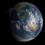"""Simulador de astronomía """"Celestia 1.4.1"""""""