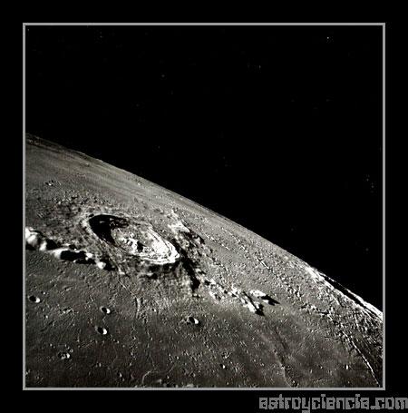 Cráter de la Luna