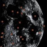 Observación de la Luna en cuarto creciente