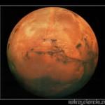 Vista de Marte