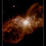 """Nebulosa """"mariposa"""" (Hubble 5)"""
