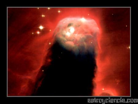 Nebulosa del Cono (NGC 2264)