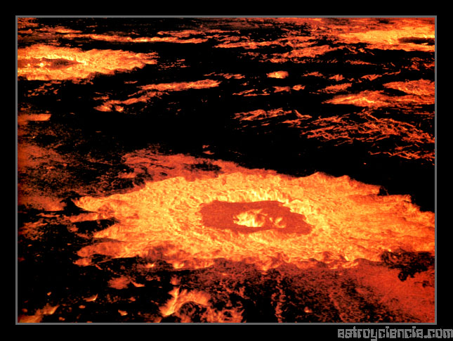 Cráteres de Venus