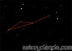 Constelación de Leo Menor