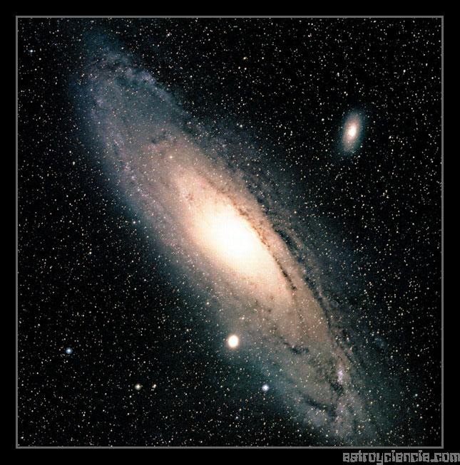 Galaxia de Andrómeda (M31, NGC 224)