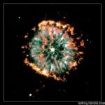Nebulosa planetaria (NGC 6751)