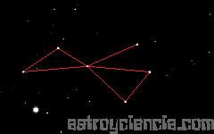 Constelación del Pez Volador