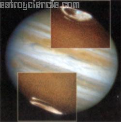 Aurora Polar en Jupiter