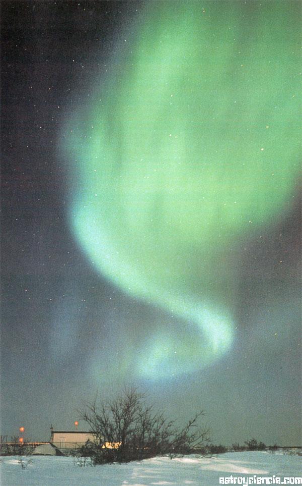 Aurora Polar en Canada