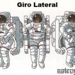 ¿Como se mueven los astronautas en el espacio?