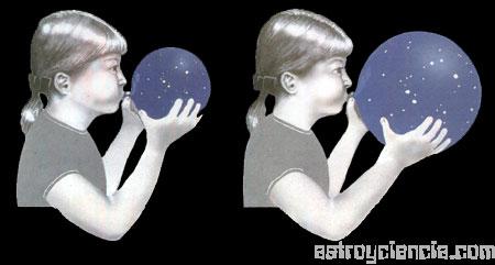 ejercicio astronomia ¿Qué puedo explicar con un globo?