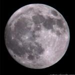 Método para fotografiar la Luna Llena