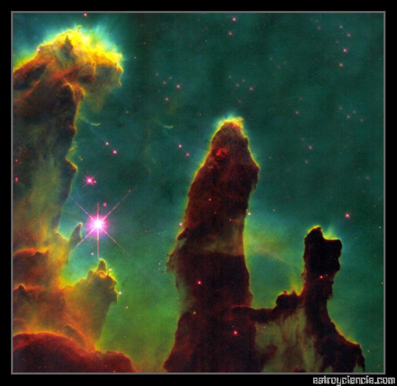Columnas de la creación