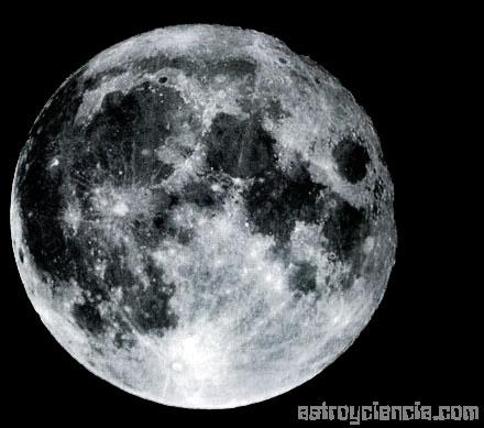 El futuro de la Luna. La Luna se aleja.