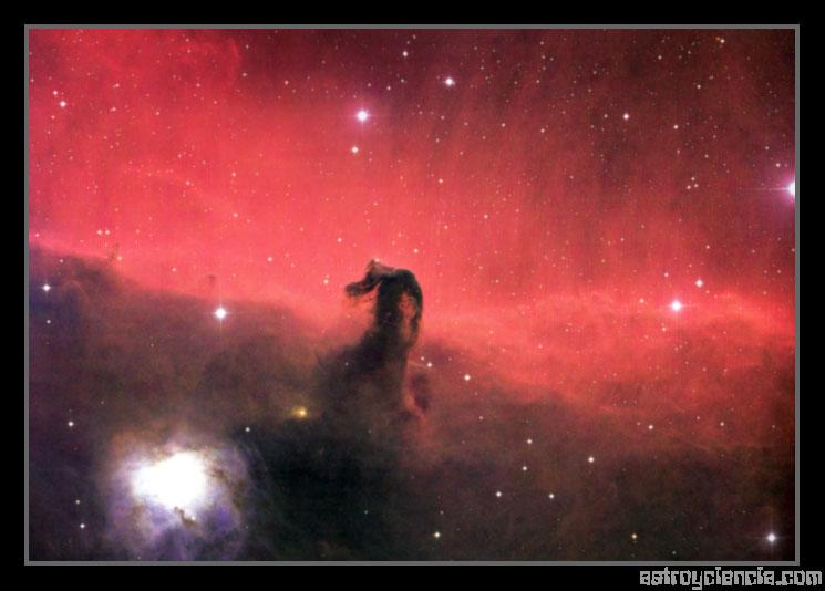 Nebulosa del Caballo en Orión
