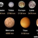 Los satélites: compañeros de los planetas