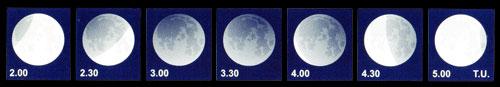Eclipse de Luna de Febrero de 2008
