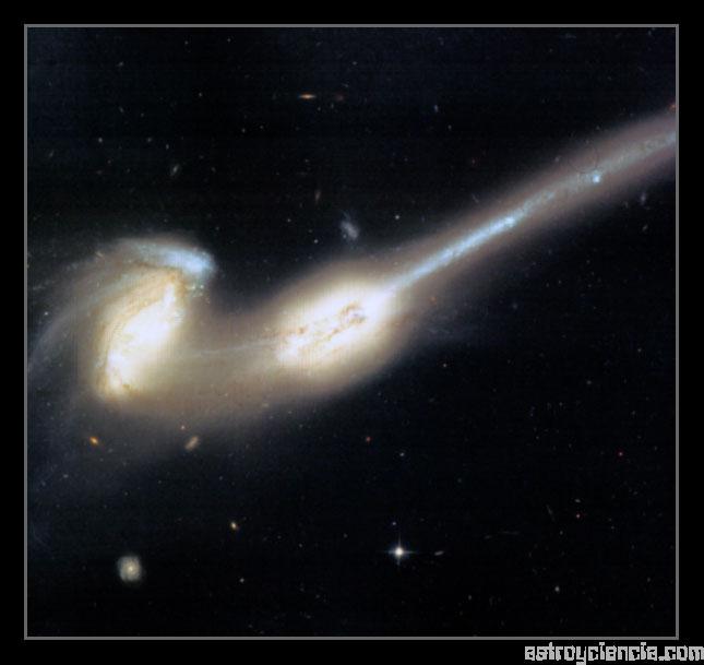 Los Ratones (NGC 4676)