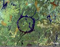 Cráter de Manicouagan