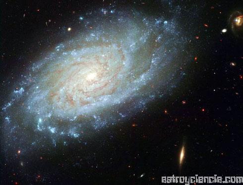 ¿Por qué hay galaxias?