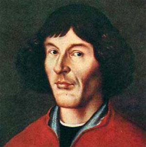 Retrato de Nicolás Copérnico