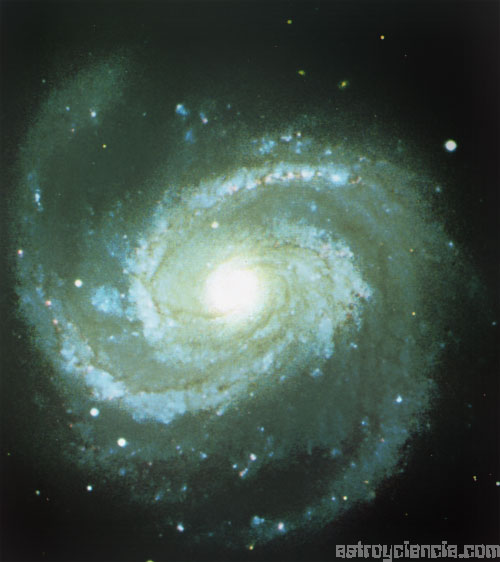 Galaxia M100
