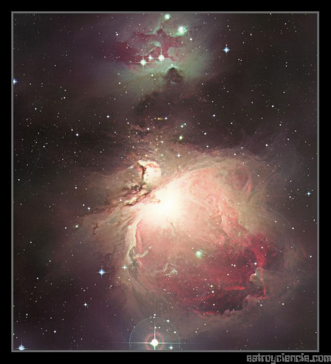 Nebulosa M42 de Orión