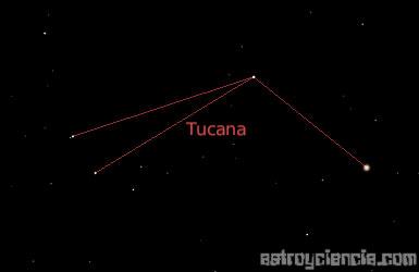 Constelación del Tucán
