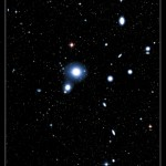 Cúmulo de galaxias de Fornax