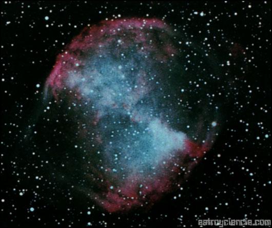 Nebulosa Haltera