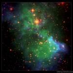 Nebulosa Dumbbell (M27, NGC 6853)