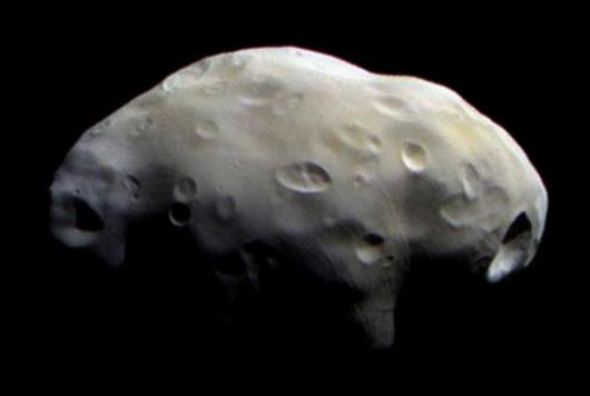 Pandora: Luna de Saturno