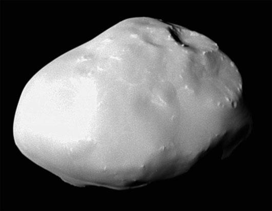 Telesto: Luna de Saturno