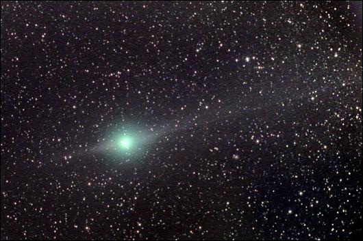 Cometa Lulin C/2007 N3 - Imagen 3