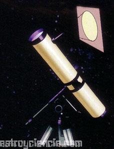 Orientar el telescopio