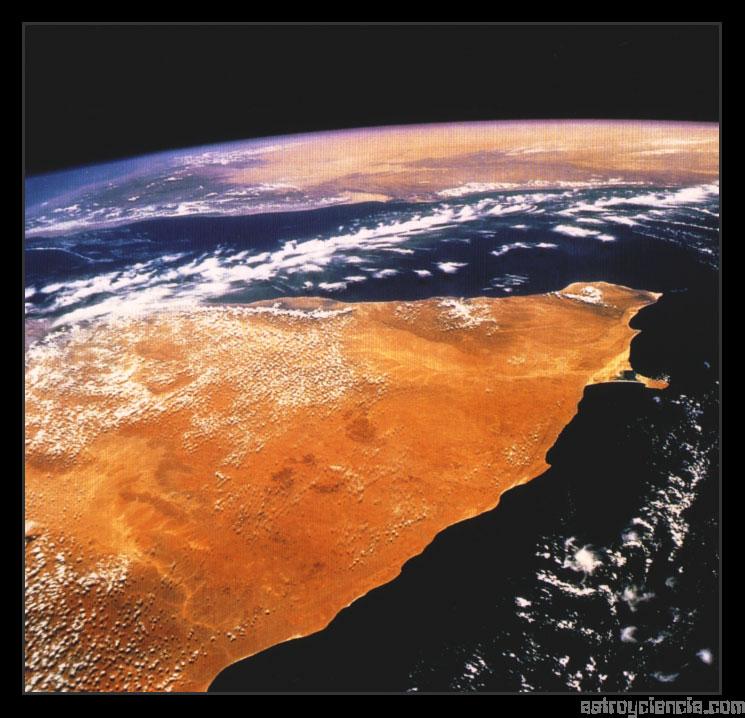 El Cuerno de Africa