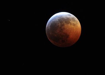 Eclipse de luna total para el 15 de junio de 2011