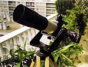 Telescopio refractor de 70x
