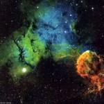Nebulosa de la Medusa
