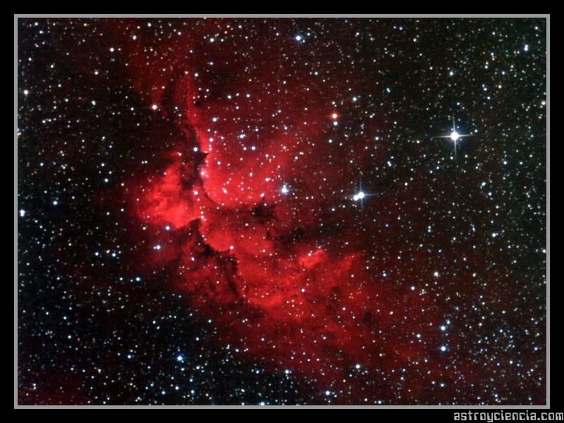 Cúmulo estelar abierto NGC 7380