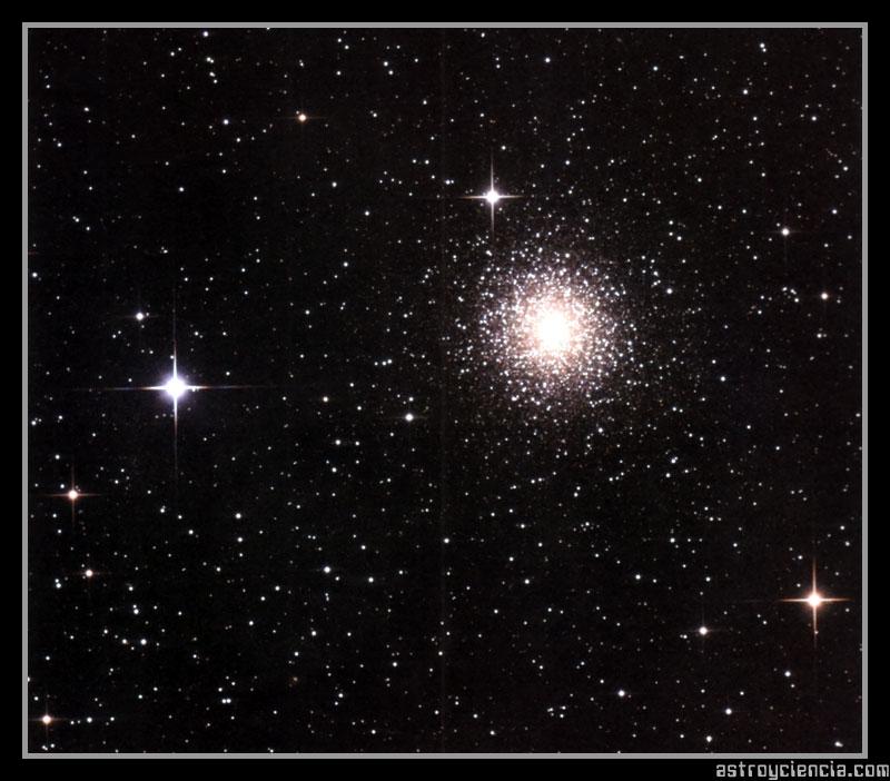 Cúmulo globular M15