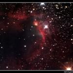 Nebulosa de la Caverna Sh2-155