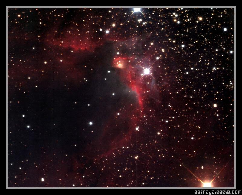 Nebulosa de la Caverna