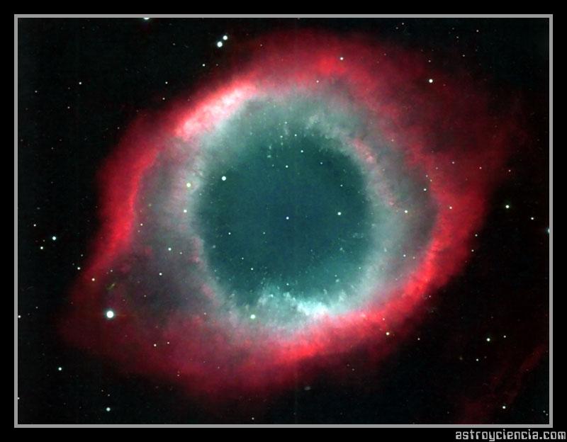 Nebulosa de la Hélice (NGC 7293)