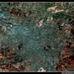 Imágenes de la Tierra 4: Vista de París, Francia