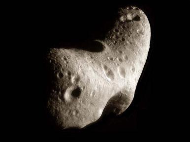 El Asteroide Eros