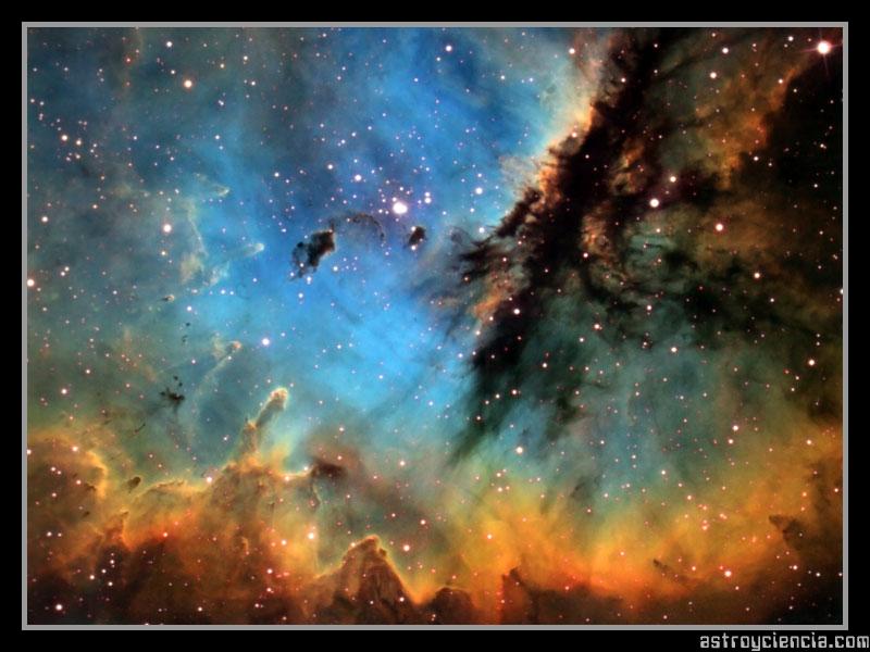 Nebulosa Comecocos NGC 281