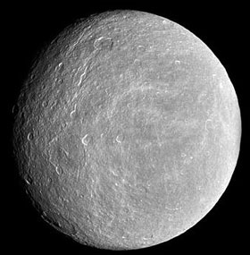 Rea: Luna de Saturno