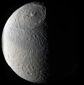 Tetis: Luna de Saturno
