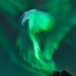 La llamarada solar que golpeo la Tierra el 22 de Enero de 2012